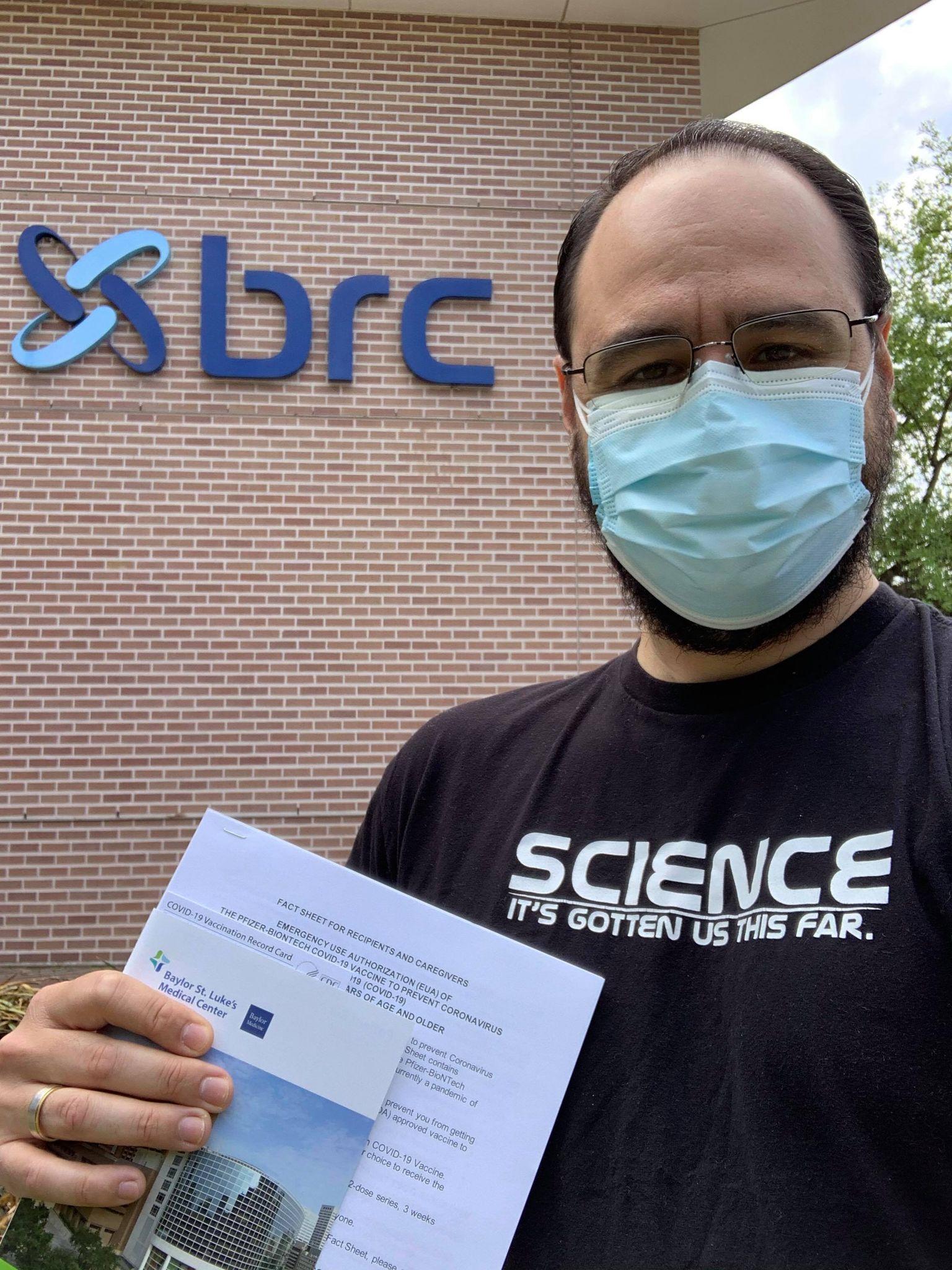 Coordenador de laboratório nos EUA, alegretense fala da expectativa de imunização em massa