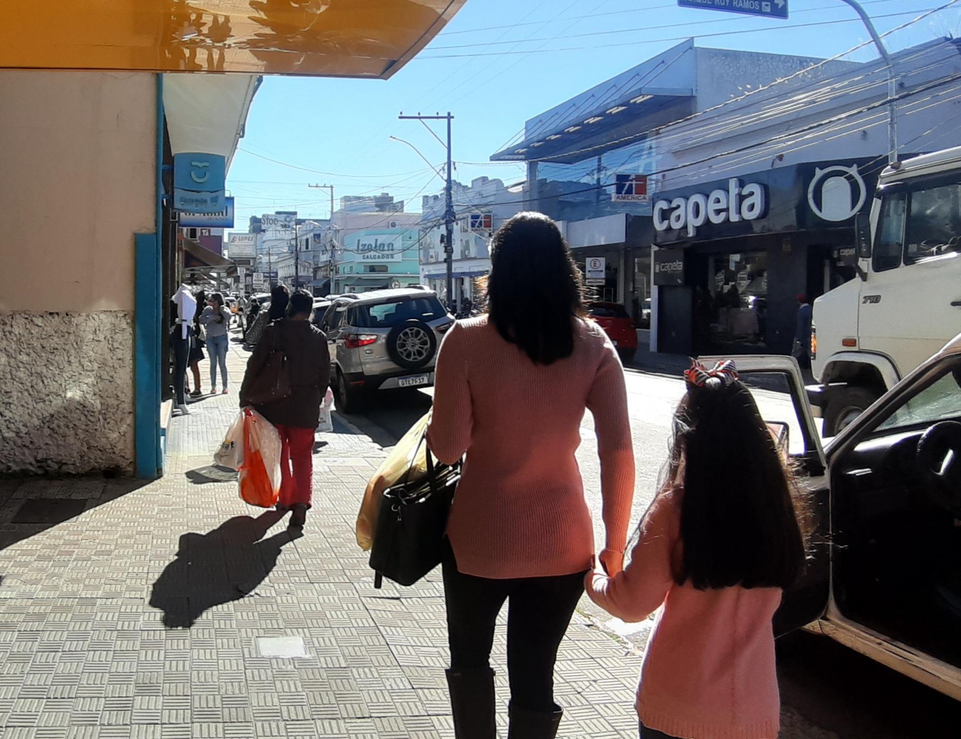 Empresários otimistas com vendas para o Dia das Mães em Alegrete