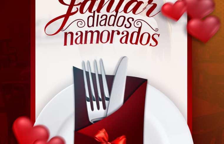 Jantar dos namorados no Bistrô é um romântico e delicioso presente