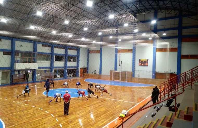 Real inicia treinamentos visando estreia no Gauchão de Futsal Sicoob Série B 2021
