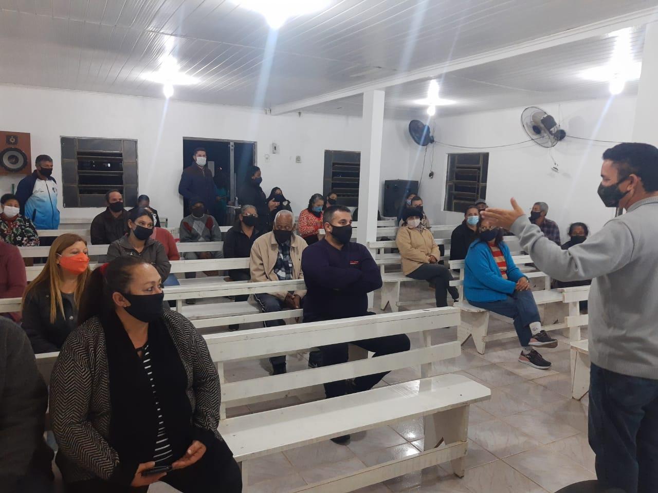 Mais dois bairros de Alegrete se mobilizam para iniciar regularização fundiária