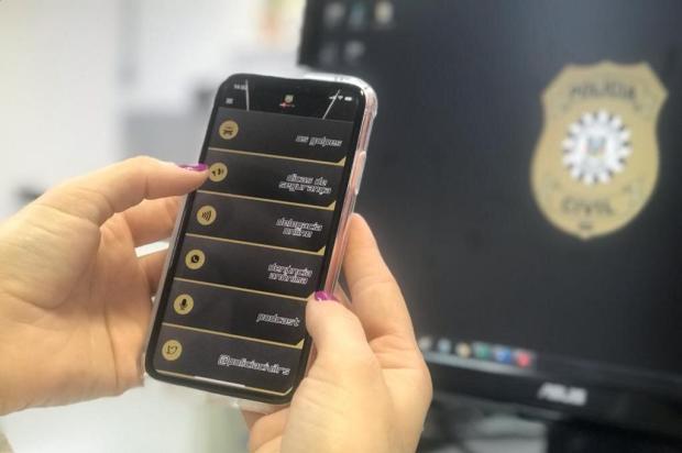 PC Alerta, o novo aplicativo da Polícia Civil que possibilita registro de ocorrência e denúncias