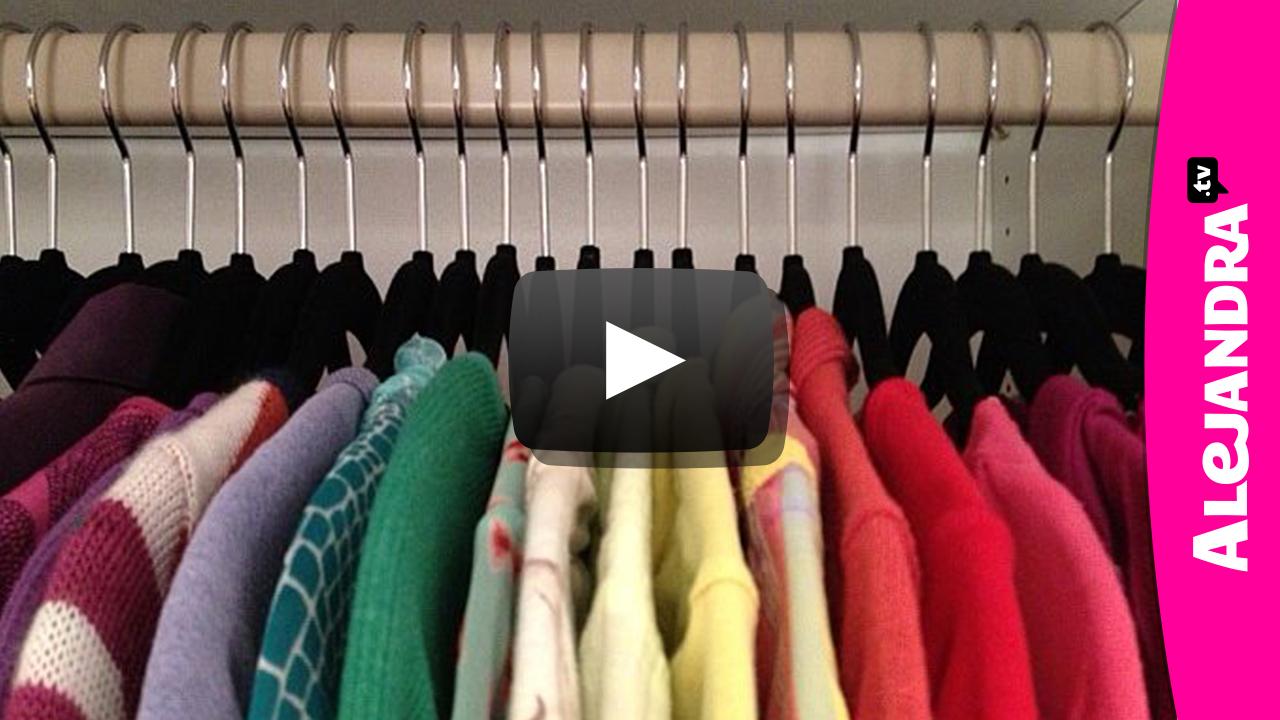 [VIDEO]: Closet Organization Ideas U0026 Tips: Organizing Your Closet