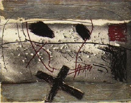 Resultado de imagen de tapies obras más importantes