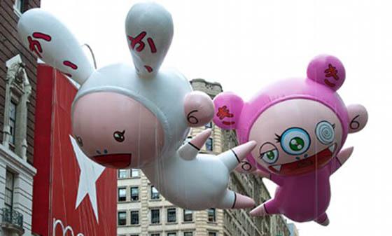 5 kaikai kiki balloon