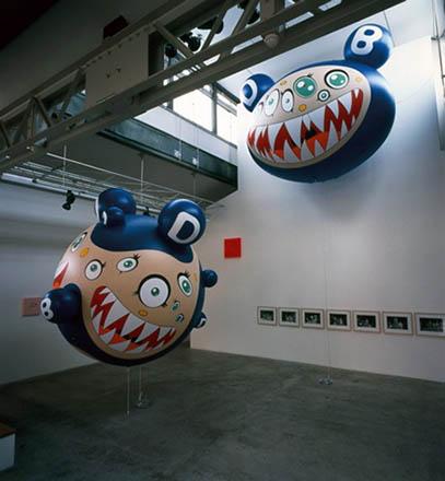7 Mr Dob balloons