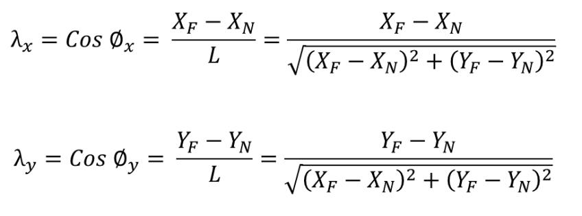 Cálculo de valores de Lamda