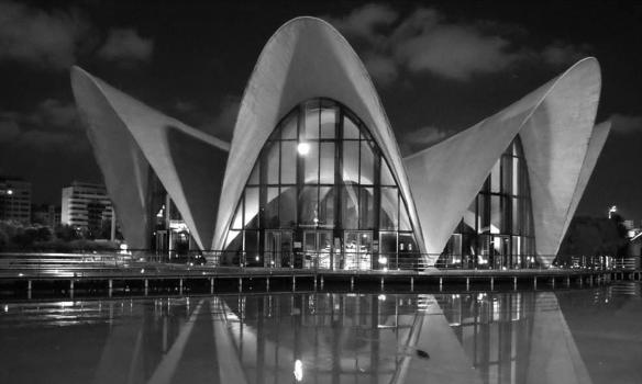 Restaurante del Parque Oceanográfico de Valencia. Fotografía: Juan Ignacio del Cueto