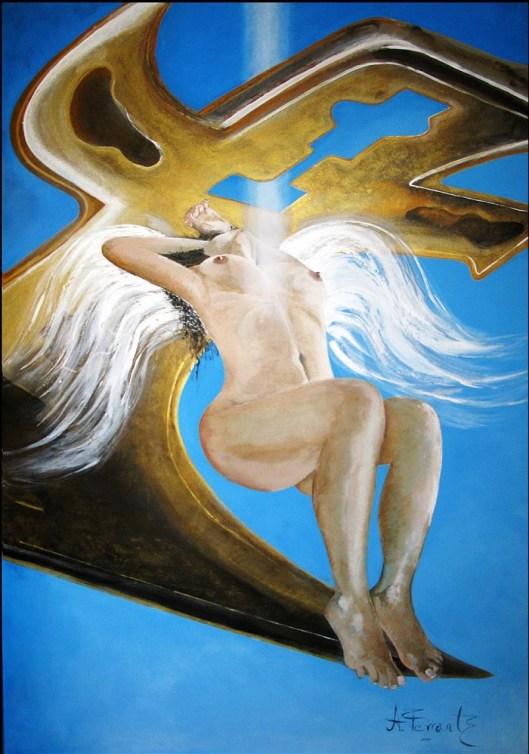 Angel en el Paraiso