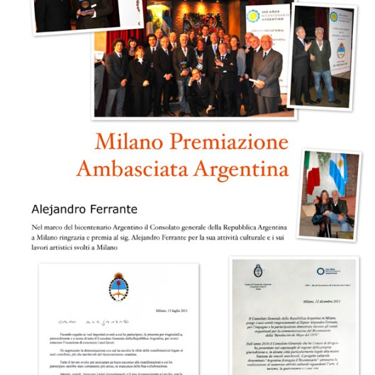 Award - Republica Argentina