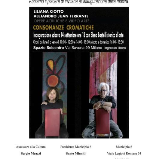 Manifiesto Muestra Comuna de Milano