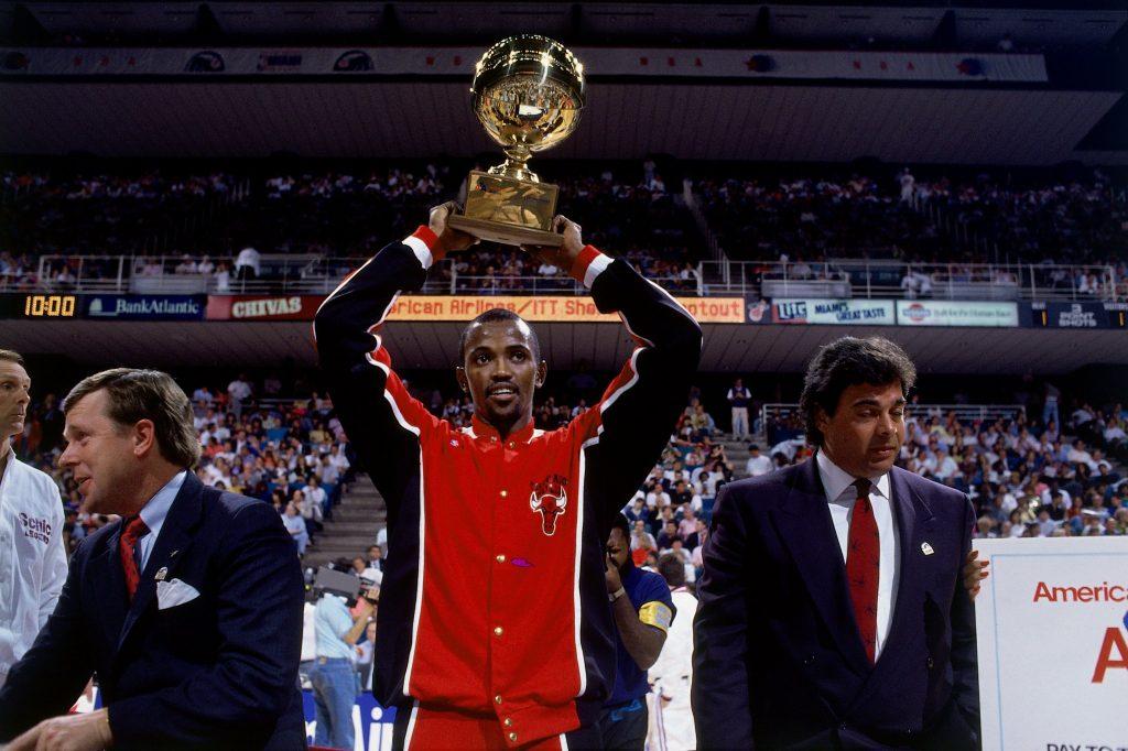 Craig Hodges, campeón del concurso de triples de la NBA en 1991 | Wandering Eyes Blog (CC)