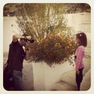 Reportaje en Granada