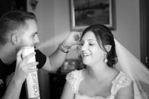 Reportaje de boda en Granada. Casa Novia