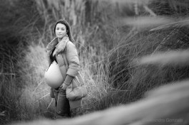 Reportaje de embarazo natural. Granada y Motril