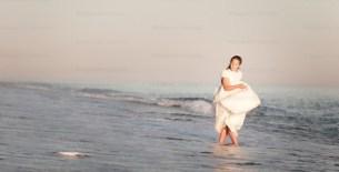 fotos de comunion en la playa