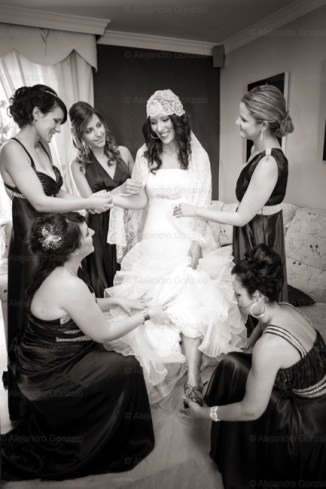 foto novia granada