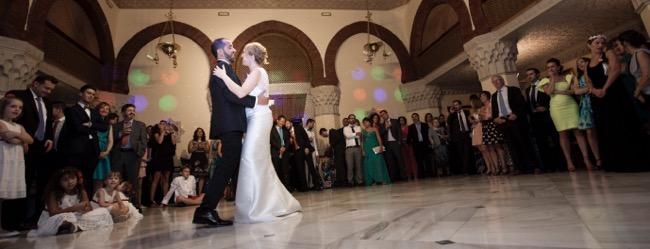 fotos boda baile granada
