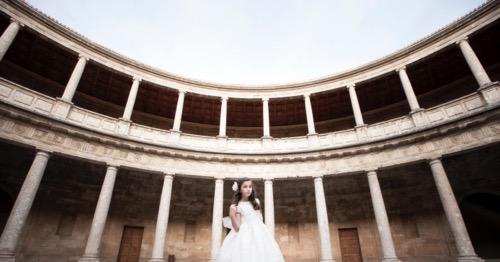 fotos de comunion Alhambra