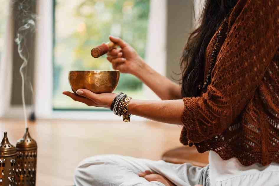 Comenzando una meditación