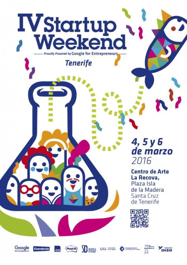 Cartel Startup Weekend Tenerife