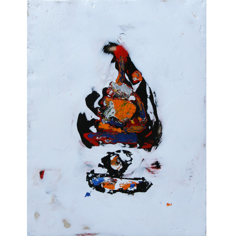 encaustic painting #2