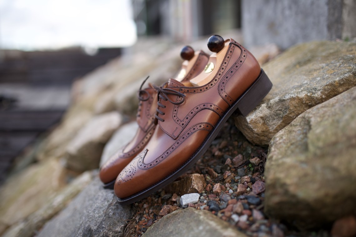 Bespoke from Vass Shoes