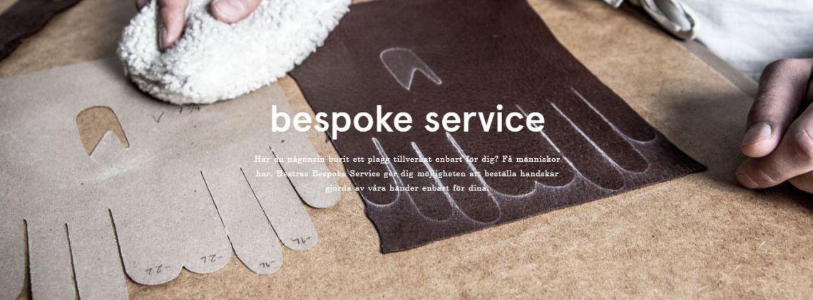 Hestra Bespoke Service