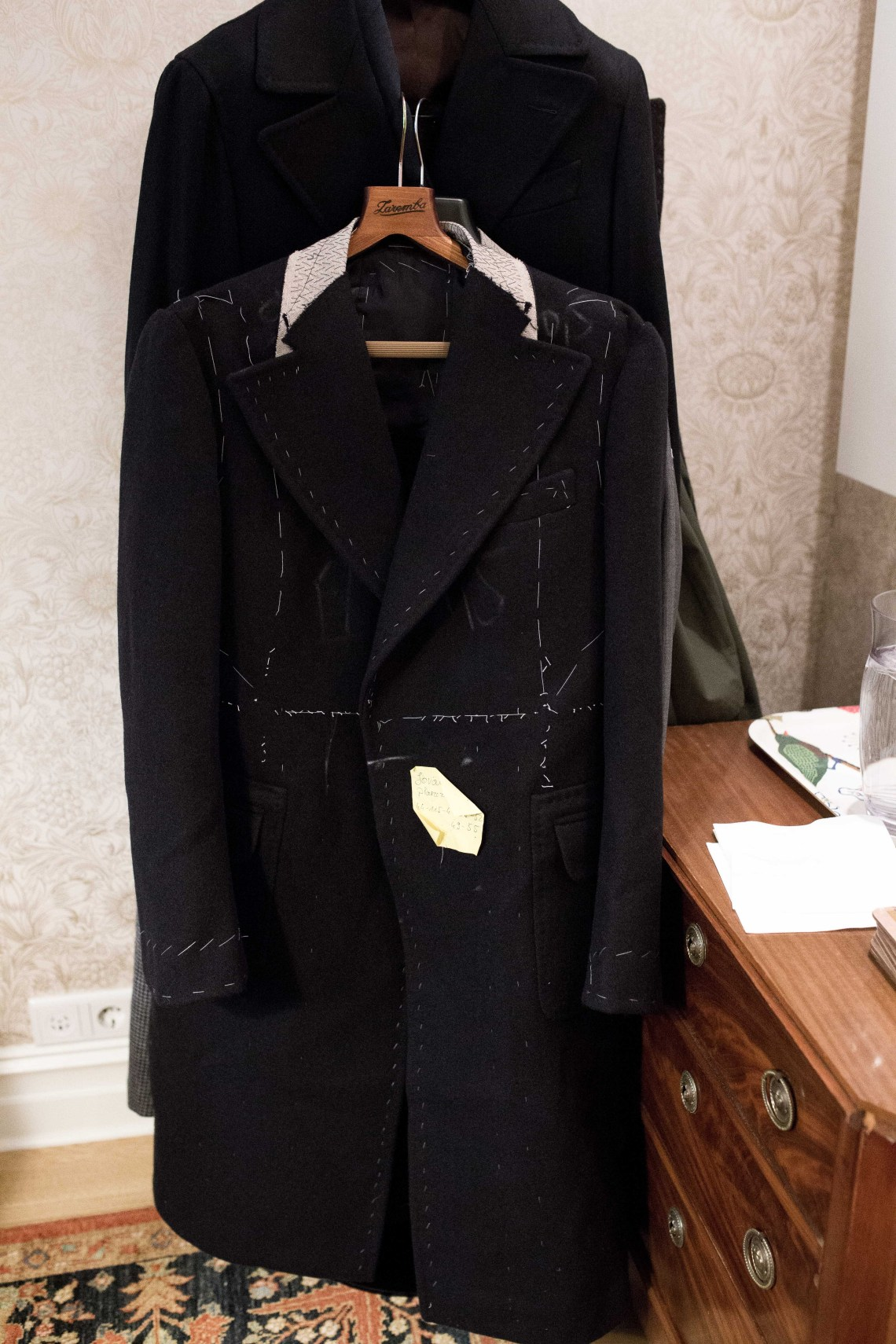 Zaremba Bespoke Polo Coat
