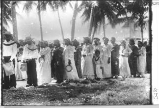 Christmas group - Likiep atoll