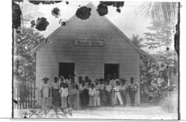 German School - Jaluit atoll