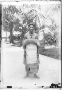 Man in traditional Dress