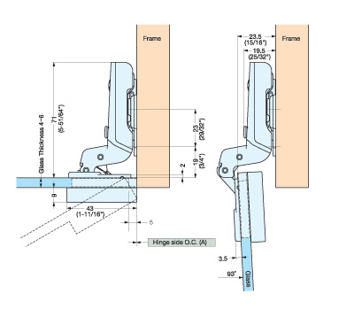 Concealed Hinges For Inset Cabinet Doors Resnooze