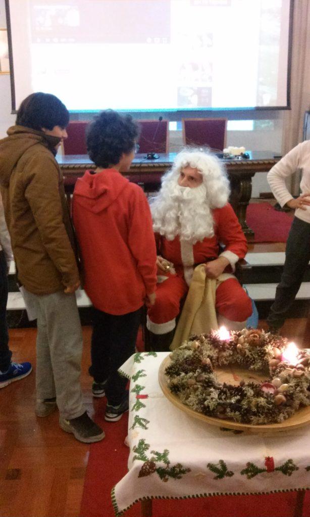 ¡Nikolaus nos ha visitado!