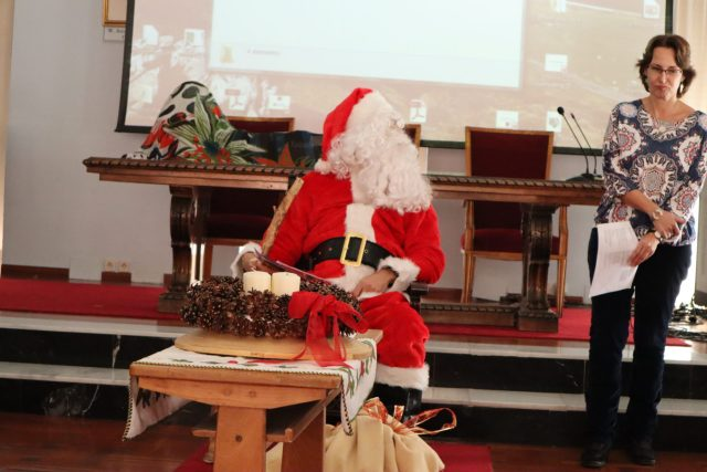 Der Nikolaus ist hier!