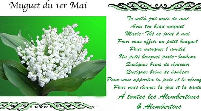 Joyeux 1er mai «ensoleillé» !