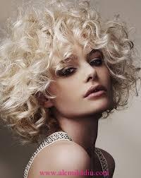 Kıvırcık Saç Modelleri 18
