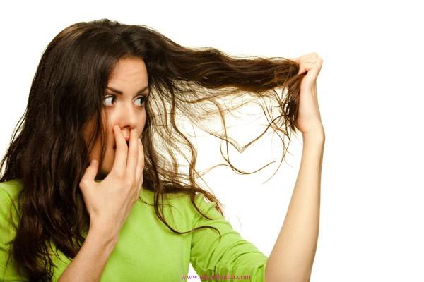 Saç Kırıklarına Çözüm