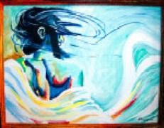 Obraz ženy