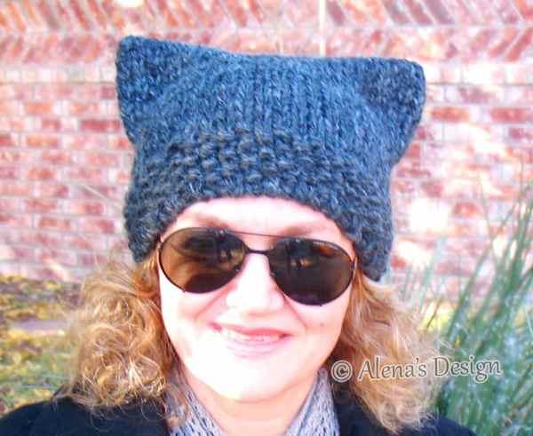 free cat knitting patterns # 44