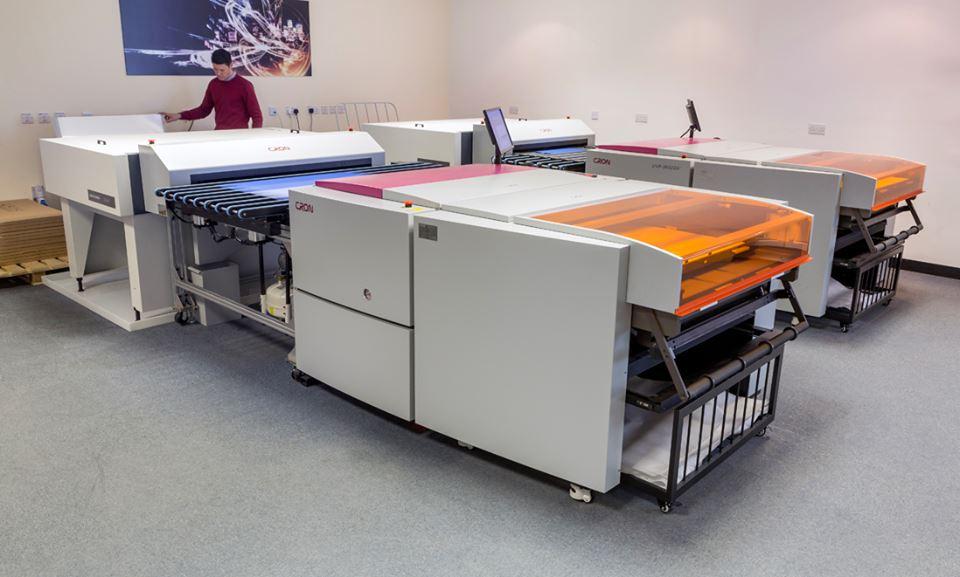 CTP Convencional UV, CTP Térmico, CRON, Chapas Offset, Pré-impressão, CTP Violeta