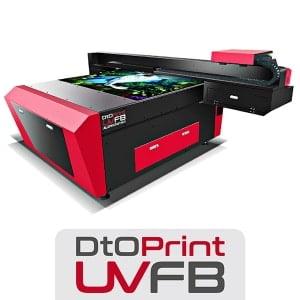 AlephGraphics, Impressora UV, DTO Print, UVFB