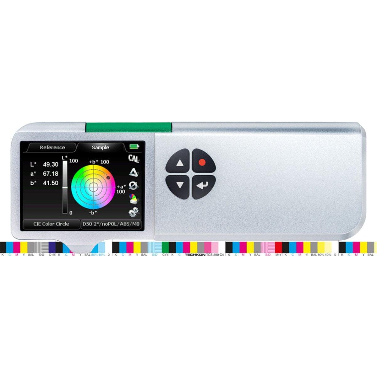 TECHKON SpectroDens, Espectrodensitômetro