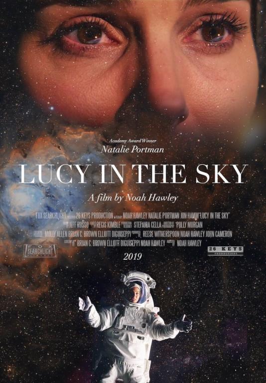 لوسي في الفضاء ناتالي بورتمان بين الخيال والواقع صحيفة