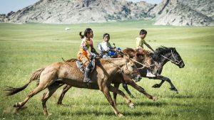 BBC World Service - Witness History, The world's longest horse race