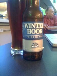 Winter Hook Winter Ale