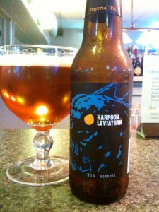 Harpoon Leviathan Imperial IPA