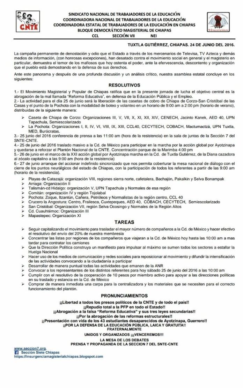 Bloqueos en #Chiapas por parte del magisterio img 7570 1