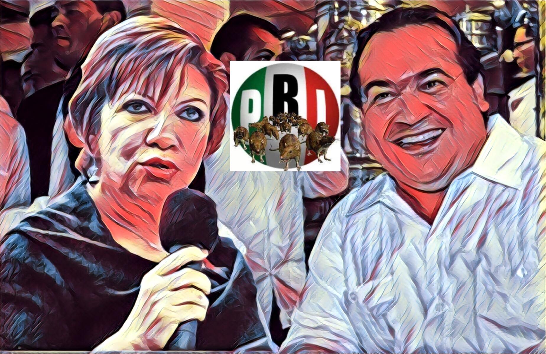 Dictan prisión preventiva a ex vocera de Javier Duarte