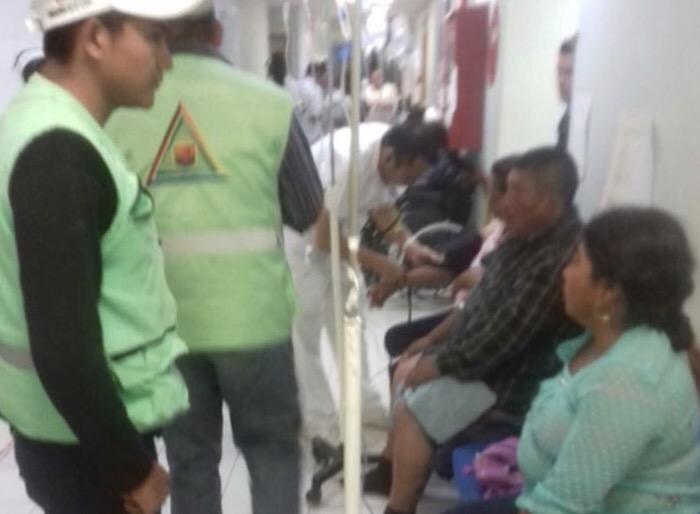Explosión de pirotecnia, ahora en Chiapas, deja 10 heridos